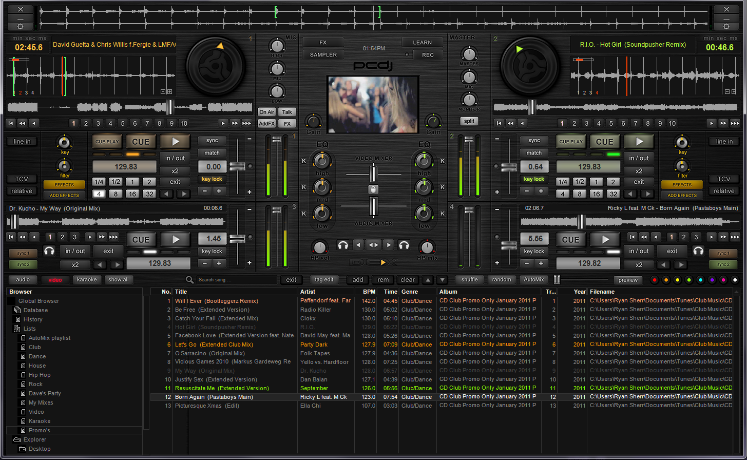 Dex Dex Dj Dj Software Karaoke Software And Music